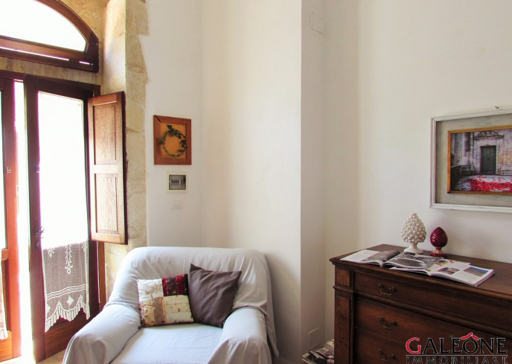 For Sale Period house Palazzolo Acreide - One bedroom flat on the ground floor of a two-story period building – Palazzolo Acreide (SR) Locality