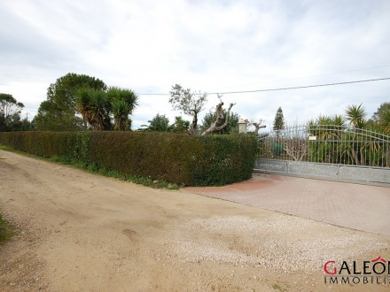 Detached freehold 2bedroom house, in the Salento countryside.