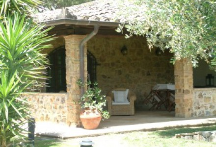 """Luxury Tuscan farmhouse (""""Casale"""") in the heart of Maremma,  for sale"""
