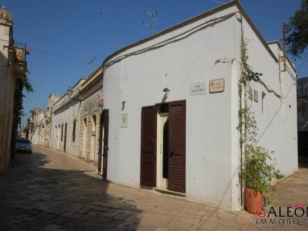 A gem property for sale in the heart of Salento area