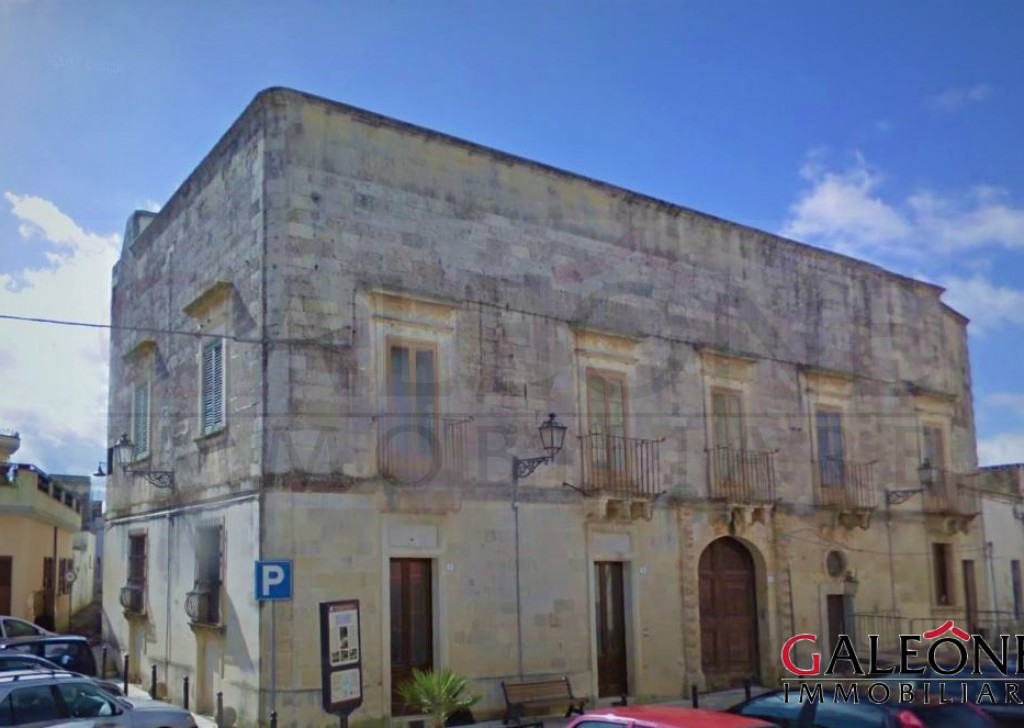 Sale Palazzo/stabile Minervino di Lecce - Historical freehold four-storey Palace, with rear garden Locality