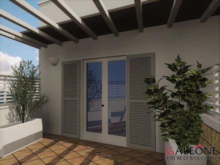 Beachfront 2bedroom apartment for sale within a newly built residential complex.