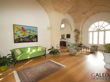Salento – Charming detached 4bedroom villa with swimming pool, land and garden, in the heart of the Salento countryside.