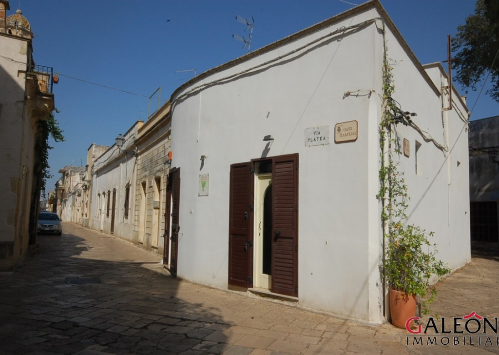 For Sale Period house Sternatia - A gem property for sale in the heart of Salento area   Locality