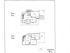 Three-storey detached villa with private garden.   - 1