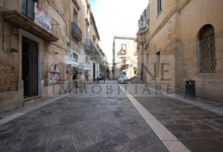 Salento, Lecce - Retail premises in the old town centre of Lecce.