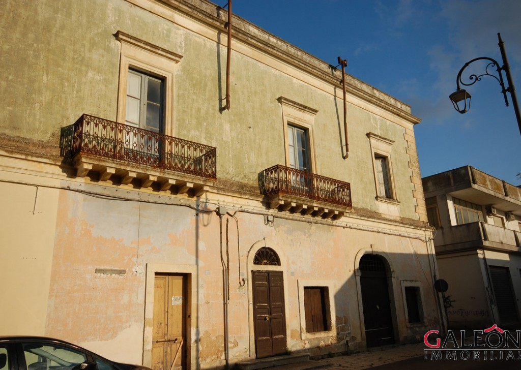 Sale Detached house Carmiano - Carmiano (Le) – Salento. Charming freehold period apartment with terrace.  Locality