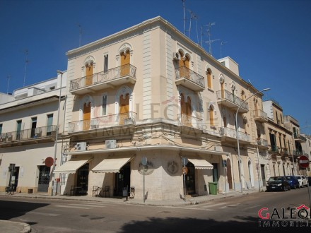 Charming and bright corner apartment in central Lecce - Ariosto area