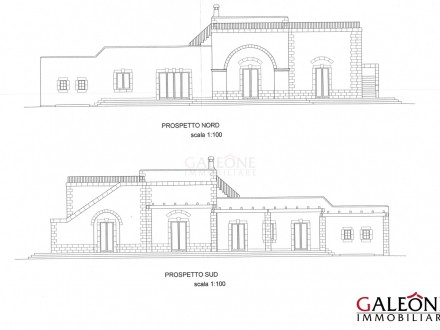 Lizzanello (Le). Lecce-SanCataldo - Detached villa to be built soon.