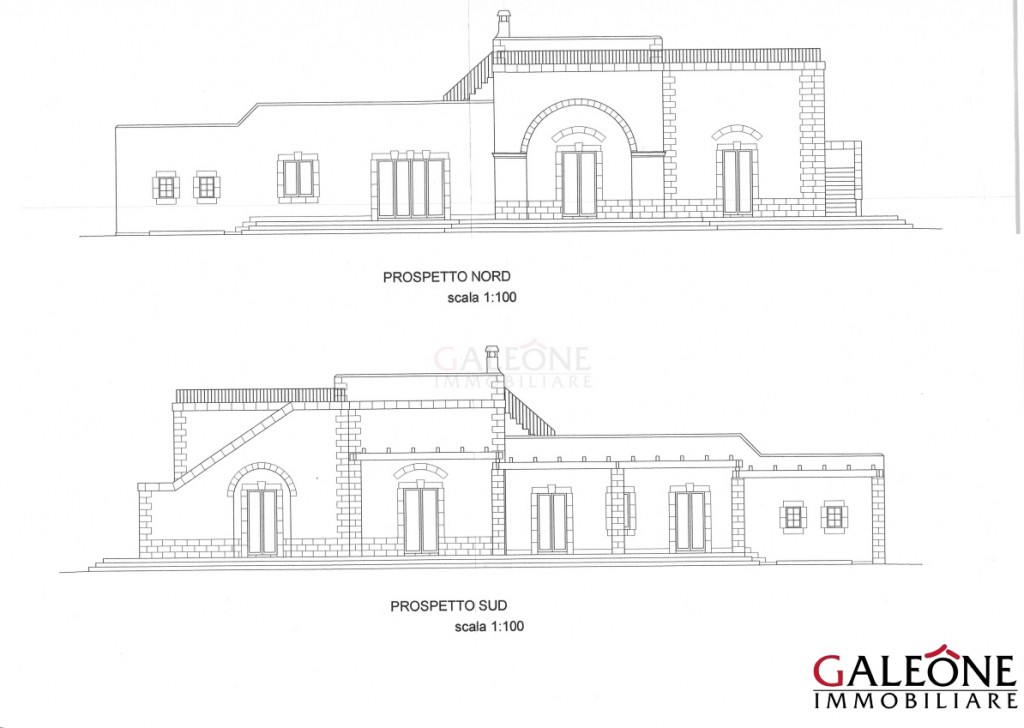 Sale Villa Lizzanello - Lizzanello (Le). Lecce-SanCataldo - Detached villa to be built soon. Locality